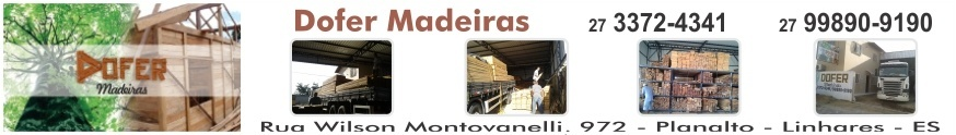 Dofer Madeiras - Achei Linhares